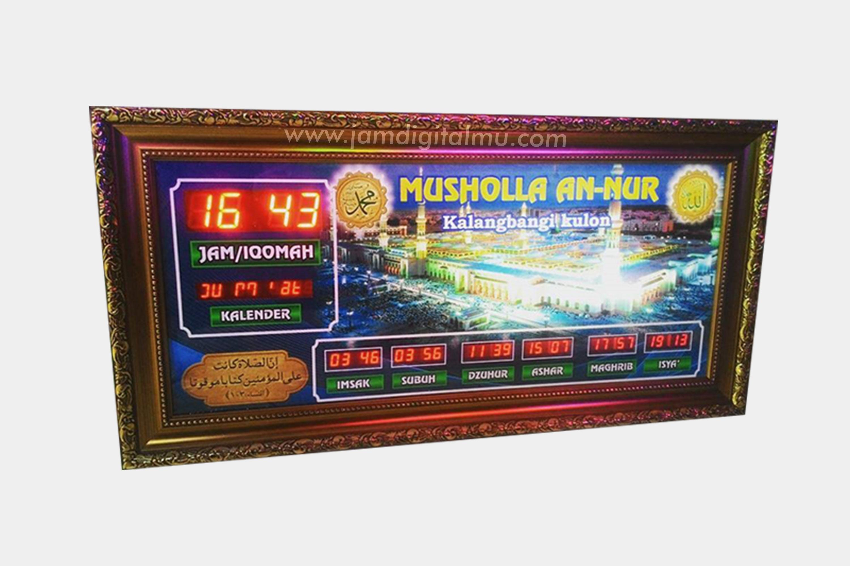 Jadwal Sholat Digital Masjid Mini