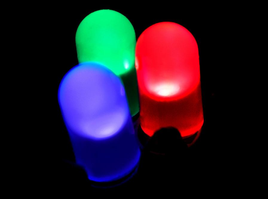 Lampu LED RGB