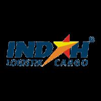 Logo Indah Cargo PNG